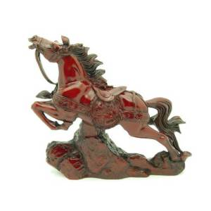 Victorious Galloping Horse1