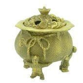 Wealth Pot Incense Burner1
