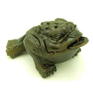 Zisha Clay Feng Shui Money Toad1