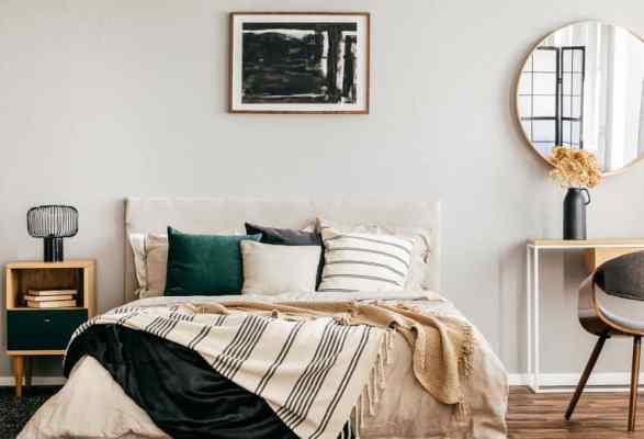 feng shui bedroom colors