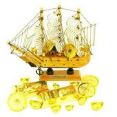 6 inch Wealth Sailing Ship For Wealth Accumulation1