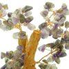 Amethsyt Quartz Crystal Feng Shui Gem Tree5