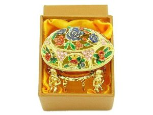 Bejeweled Wish-Fulfilling Floral Jewelry Box1