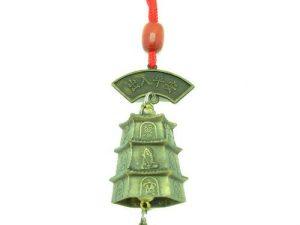 Brass Pagoda Bell1