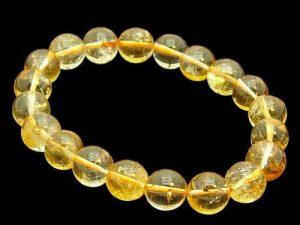 Citrine Bracelet For Wealth Luck1