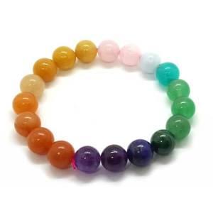 Colorful Treasure Assorted Crystal Bracelet1