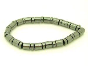 Cylindrical Hematite Bracelet1