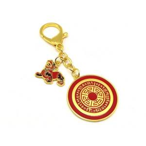 Dakini Wealth Pi Yao Amulet - Feng Shui Keychain to Appease Tai Sui & Attract Wealth1