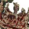 Eight Immortals On A Tree Boat5