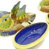 Enamel Mandarin Ducks For Marital Bliss Jewel Box (L)9