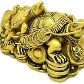 Fuk Luk Sau Tortoise on Treasure