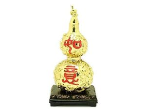 Golden Wu Lou For Health And Prosperity1