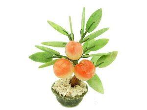 Jade Peach Tree (3 Peach)1