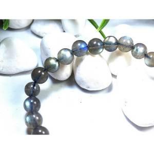 Labradorite Natural Crystal Bracelet