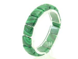 Malachite Square Shape Bracelet1