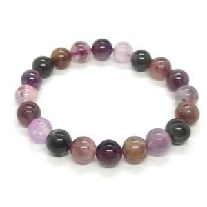 Mixed Auralite Crystal Bracelet1