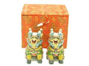 Porcelain Baby Guardian Chi Lin1
