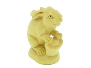 Rabbit Holding Gold Ingot1