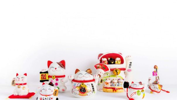What is a Chinese Lucky Cat ?