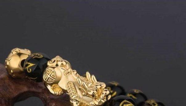 Pixiu Bracelet for Good Feng Shui