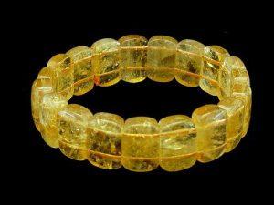 Natural_Citrine_Rectangular_Beads_Bracelet_2