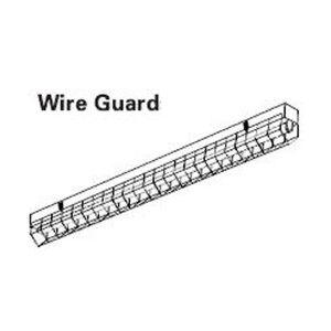 EATON LIGHTING WG/SSF-4FT-B Indoor Fixture Wire Guards