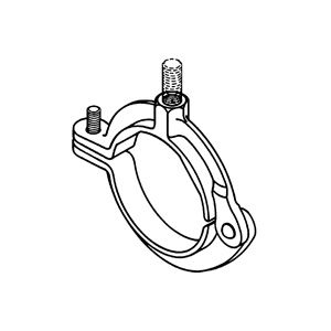 EATON B-LINE SERIES B3198H-1ZN Conduit and Cable Hangers