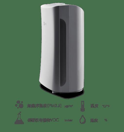 BRISE C200 抗敏智慧空氣清淨機 福利機 (附全新濾網) - sidec200
