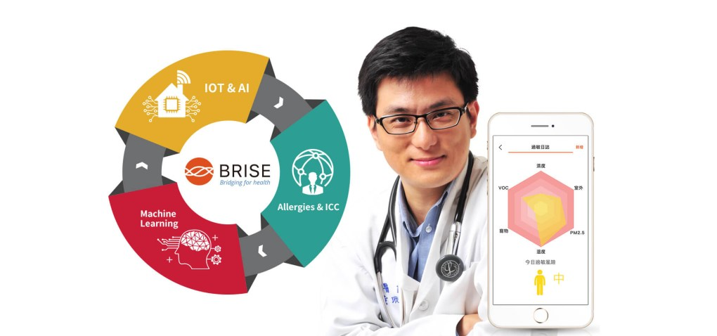 [黃瑽寧醫師推薦] BRISE C200 人工智慧空氣清淨機評測 - brise 黃瑽寧