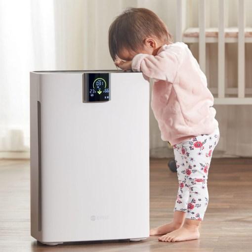 BRISE C360 嬰幼兒照護空氣清淨機 (福利品) - 1910302413 修 l scaled e1604556633449