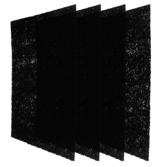 【濾網2件9折】BRISE C360 專用活性碳前置濾網 Breathe Carbon (1年份) - C360 filter carbon e1604555233797