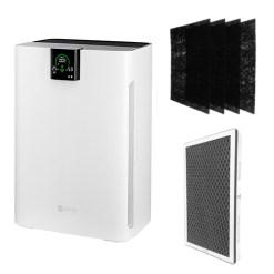 選對空氣清淨機,可以有效減少空氣中病毒數量! - C360活性碳濾網套組