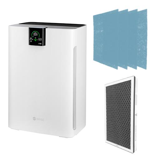 【加購省】BRISE C360 防疫級空氣清淨機 | 防疫濾網優惠組 - C360防疫濾網套組