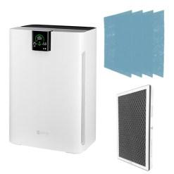 選對空氣清淨機,可以有效減少空氣中病毒數量! - C360防疫濾網套組