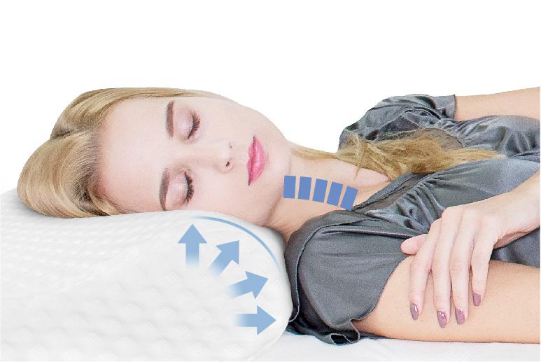bgreen 全方位防蹣釋壓枕 (放鬆、止鼾超好用) - P2 W1180 08