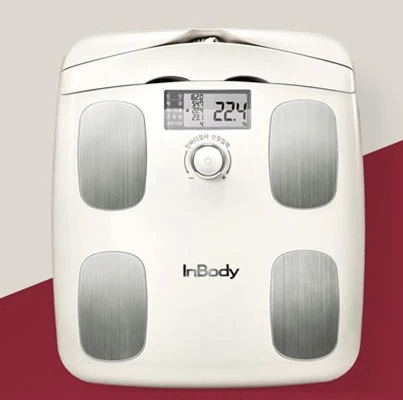 【天堂M大補帖專屬】韓國 InBody 體脂計家用版-白色 (H20B) - indbody