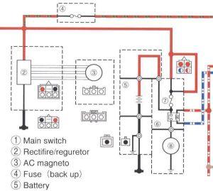 2001 Yamaha R6 Rectifier Wiring Diagram  Somurich