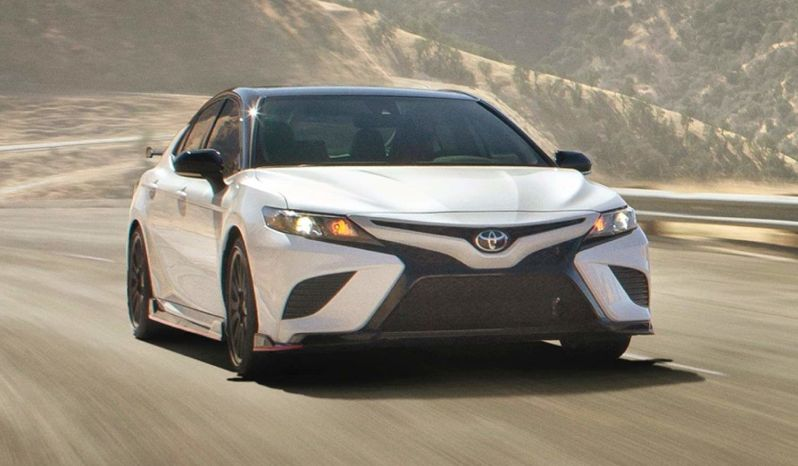 Certified Used 2020 Toyota Camry
