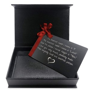 18 Best Meaningful Valentine Gifts For Him Under 50$
