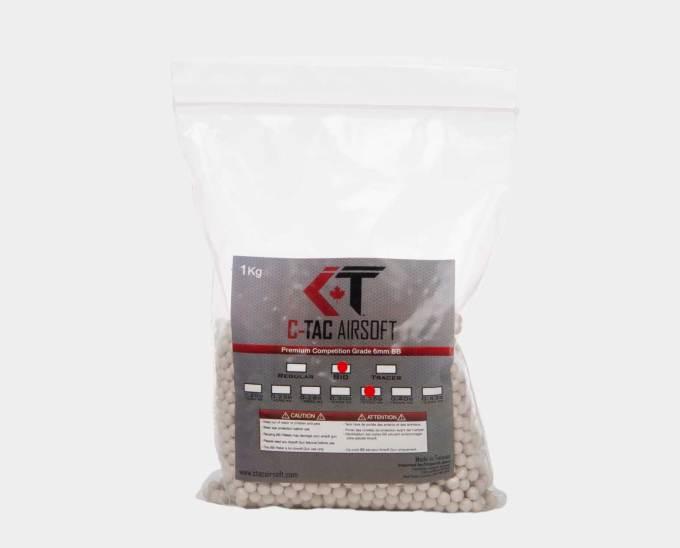 C-TAC Premium Bio 0.36g BB - 1Kg