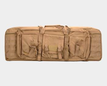 "Double Carbine Case 36"" - Tan"