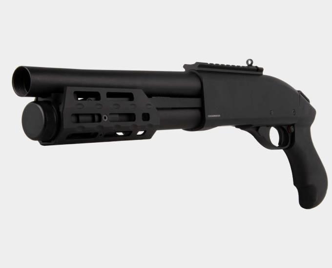 Matador CSG Destroyer Tactical Shorty Gas Shotgun - Left Angle