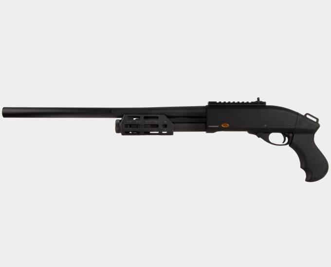 Matador CSG Destroyer Tactical Shorty Gas Shotgun - Left Side