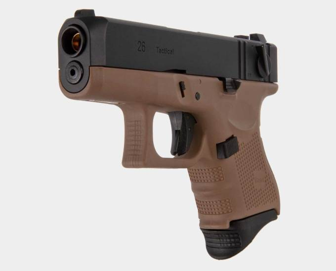 WE G26 Gen.4 Tan - Left Angle