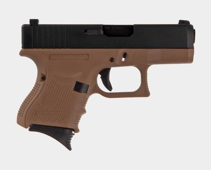 WE G26 Gen.4 Tan - Right Side