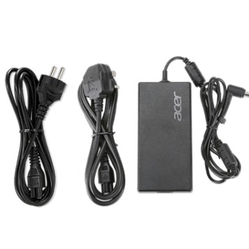 Acer AC Adapter 230W-19.5V for Gaming Laptops - EU/UK Power Cord