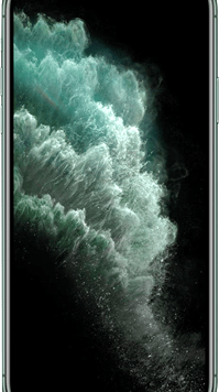 Apple iPhone 11 Pro Max (256GB Midnight Green Used Grade A) at £129.00 on Red with Entertainment (24 Month(s) contract) with UNLIMITED mins; UNLIMITED texts; 6000MB of 5G data. £77.00 a month.