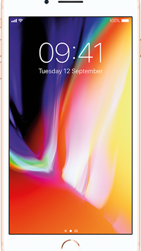 Apple iPhone 8 Plus (64GB Gold Used Grade A) at £9.00 on Unlimited (24 Month(s) contract) with UNLIMITED mins; UNLIMITED texts; UNLIMITEDMB of 5G data. £54.00 a month.