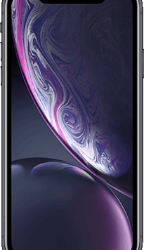 Apple iPhone XR (64GB Black Used Grade A) at £29.00 on Unlimited (24 Month(s) contract) with UNLIMITED mins; UNLIMITED texts; UNLIMITEDMB of 5G data. £54.00 a month.