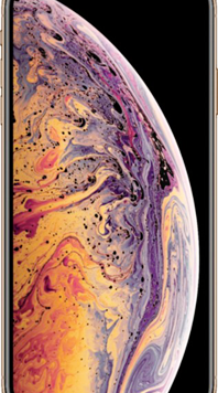 Apple iPhone XS (64GB Gold Used Grade A) at £99.00 on Red (24 Month(s) contract) with UNLIMITED mins; UNLIMITED texts; 2000MB of 4G data. £54.00 a month.